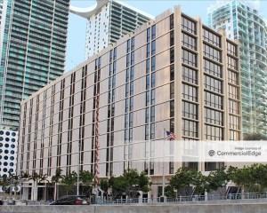 office space in Brickell, Miami 444 Brickell Avenue