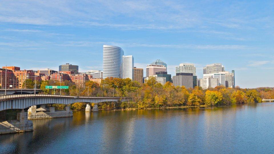 U.S. Markets with Most Suburban Office Space: Washington D.C., DFW & Bay Area