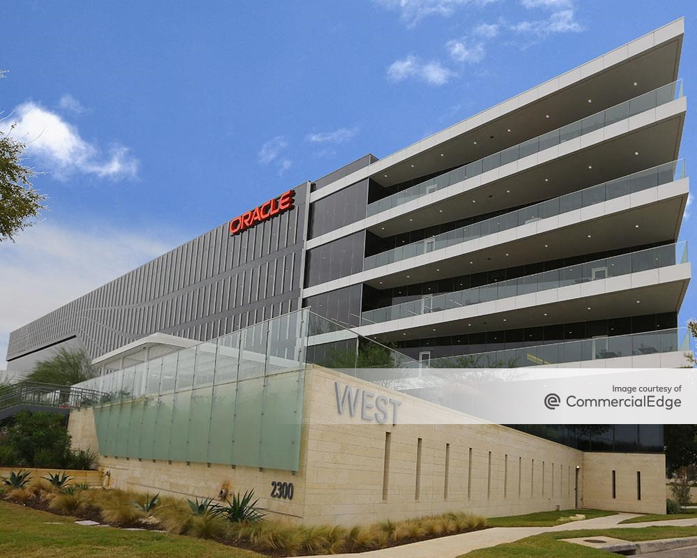 Oracle Waterfront Campus 2300 Oracle Way, Austin office space