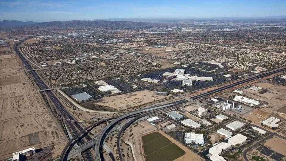 JLL Drops $91M on Second Phoenix Industrial Investment