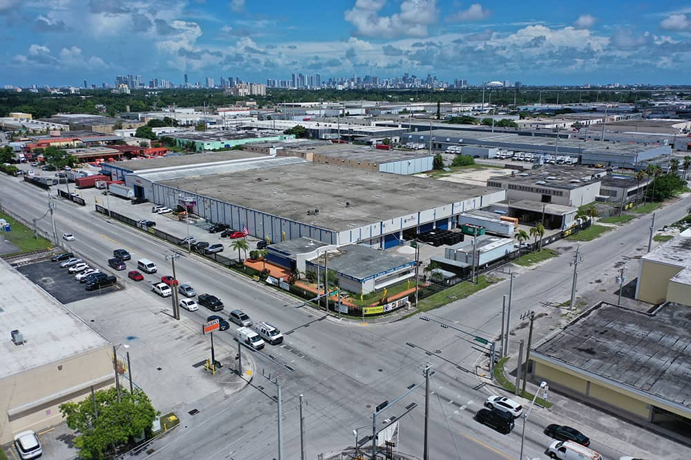 3690 NW 62nd St warehouse space in Hialeah Miami