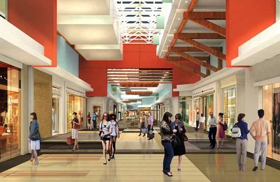 Simon Property Groups Opry Mills super-regional mall in Nashville