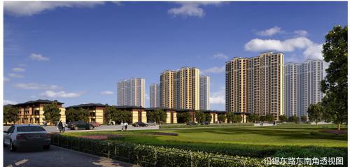 Century Bridge Capital Wuxi Residential Development