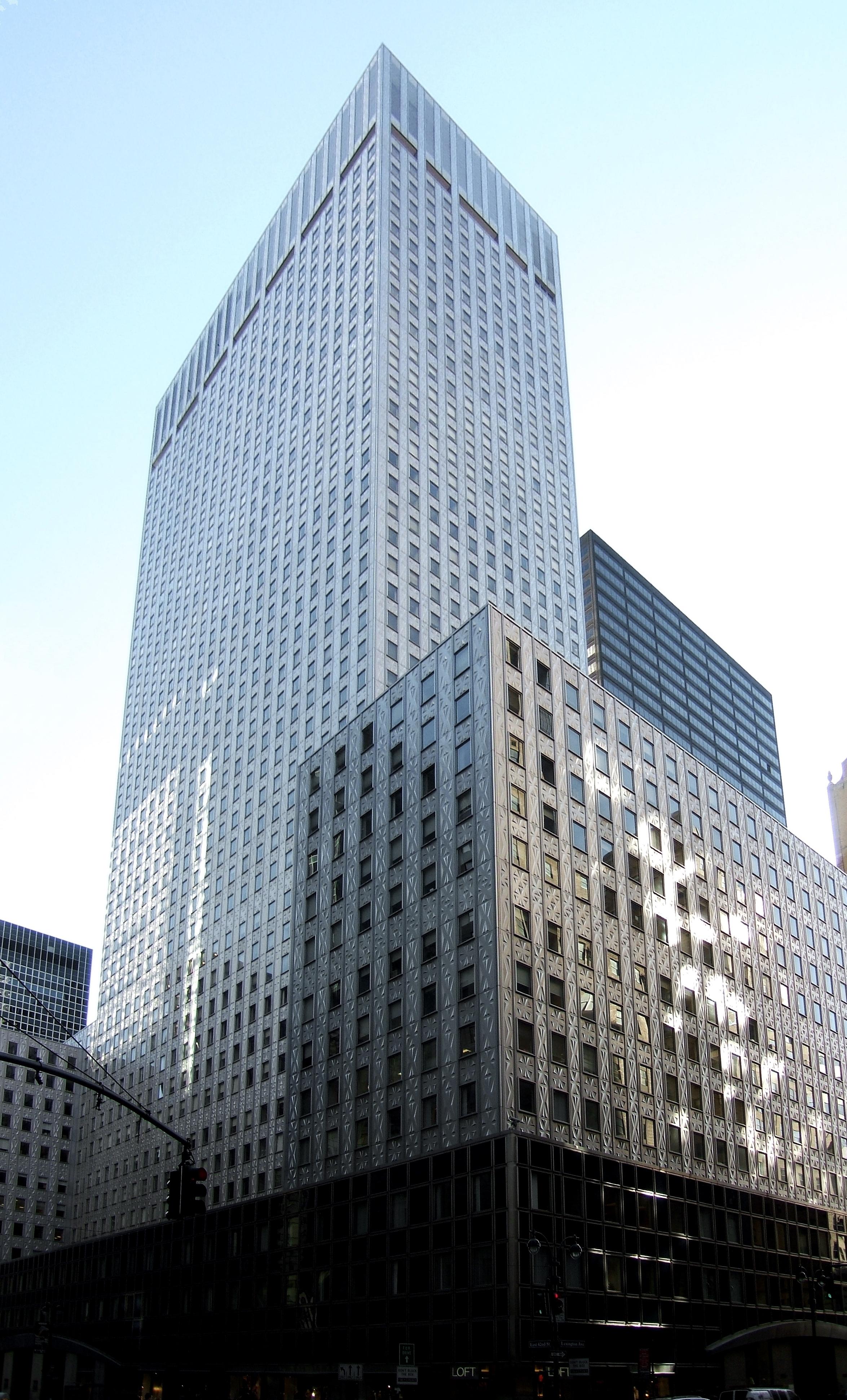 Mobil Building