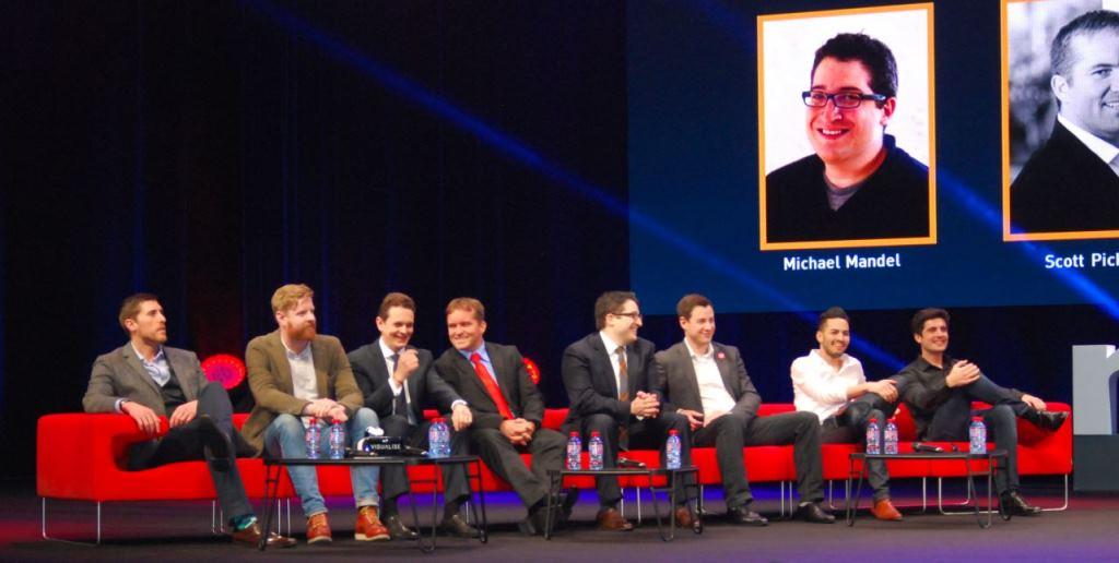 MIPIM - Day 2 - Digital Economy Challenges Real Estate Sector - Disruptors at the Door