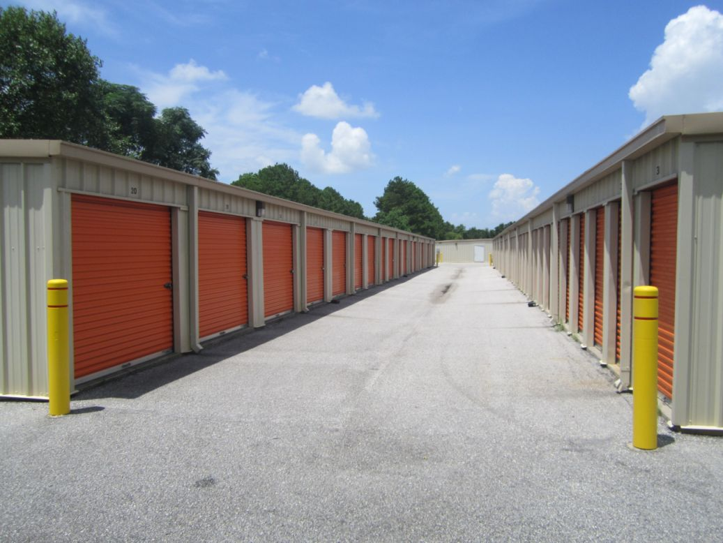 Self-storage units at 8141 HWY 59 S - Foley, Alabama