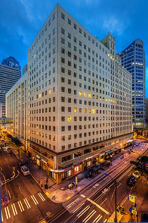 Medical Dental Building Seattle