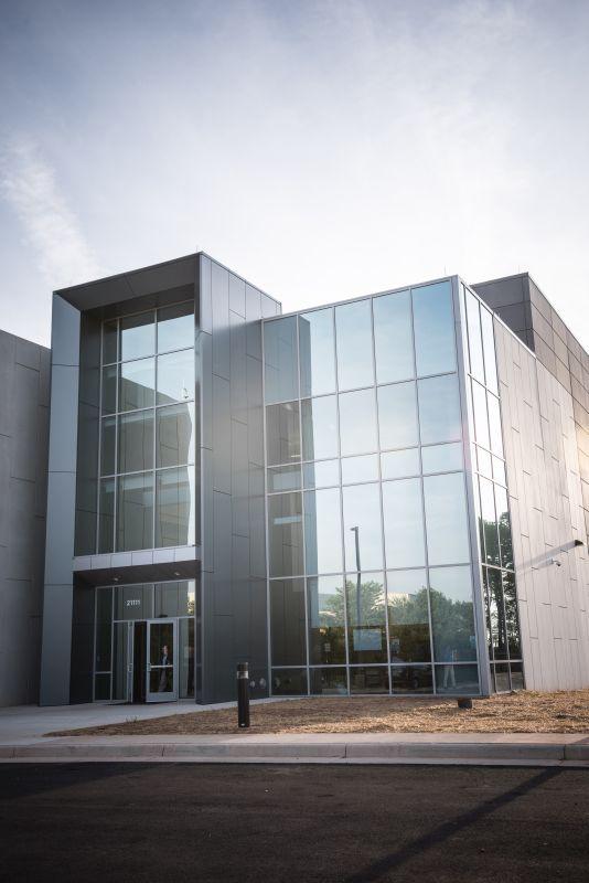 CyrusOne data center in sterling va