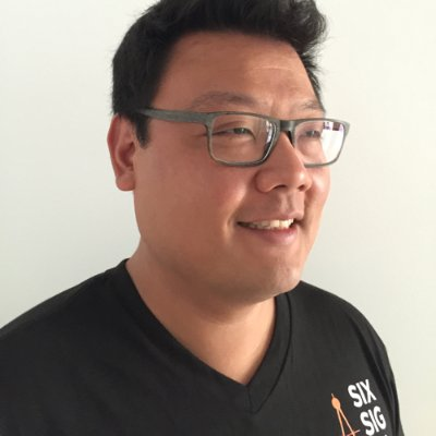 Jason Lee, President of Six Sigma
