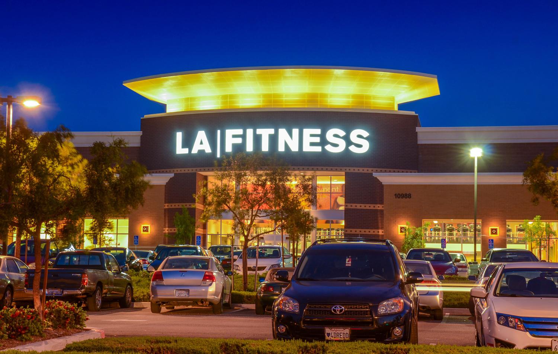 LA Fitness Riverside