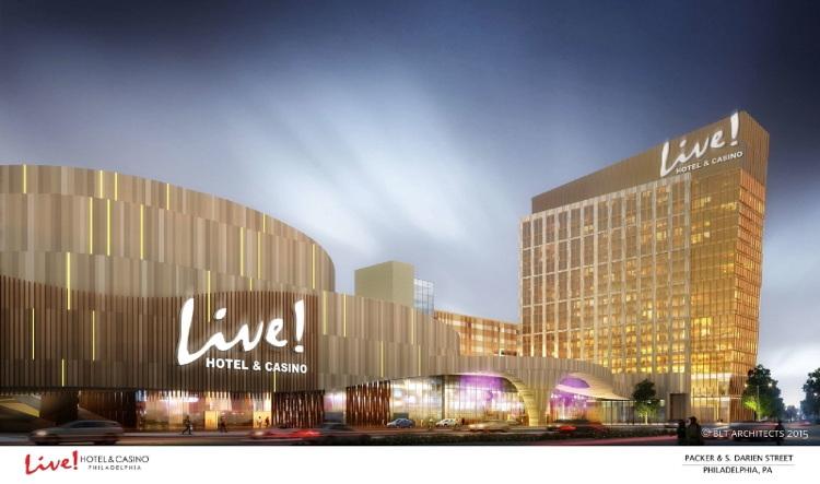 Philadelphia Stadium Casino Master Plan