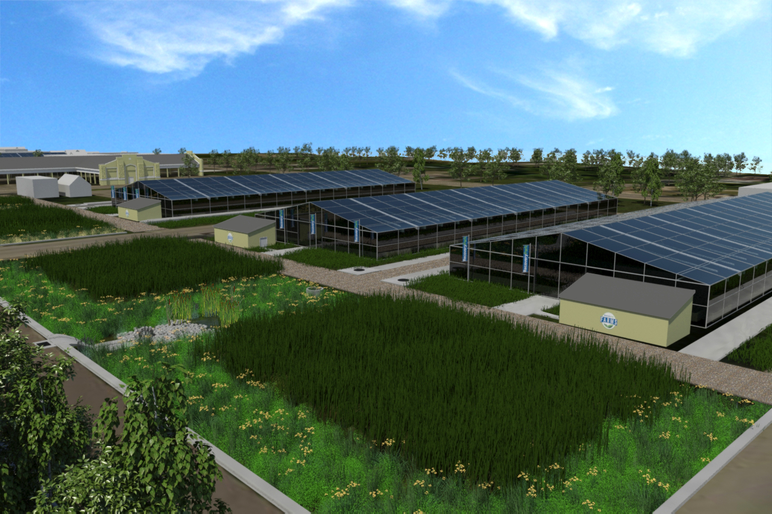 RecoveryPark Farms Detroit - rendering