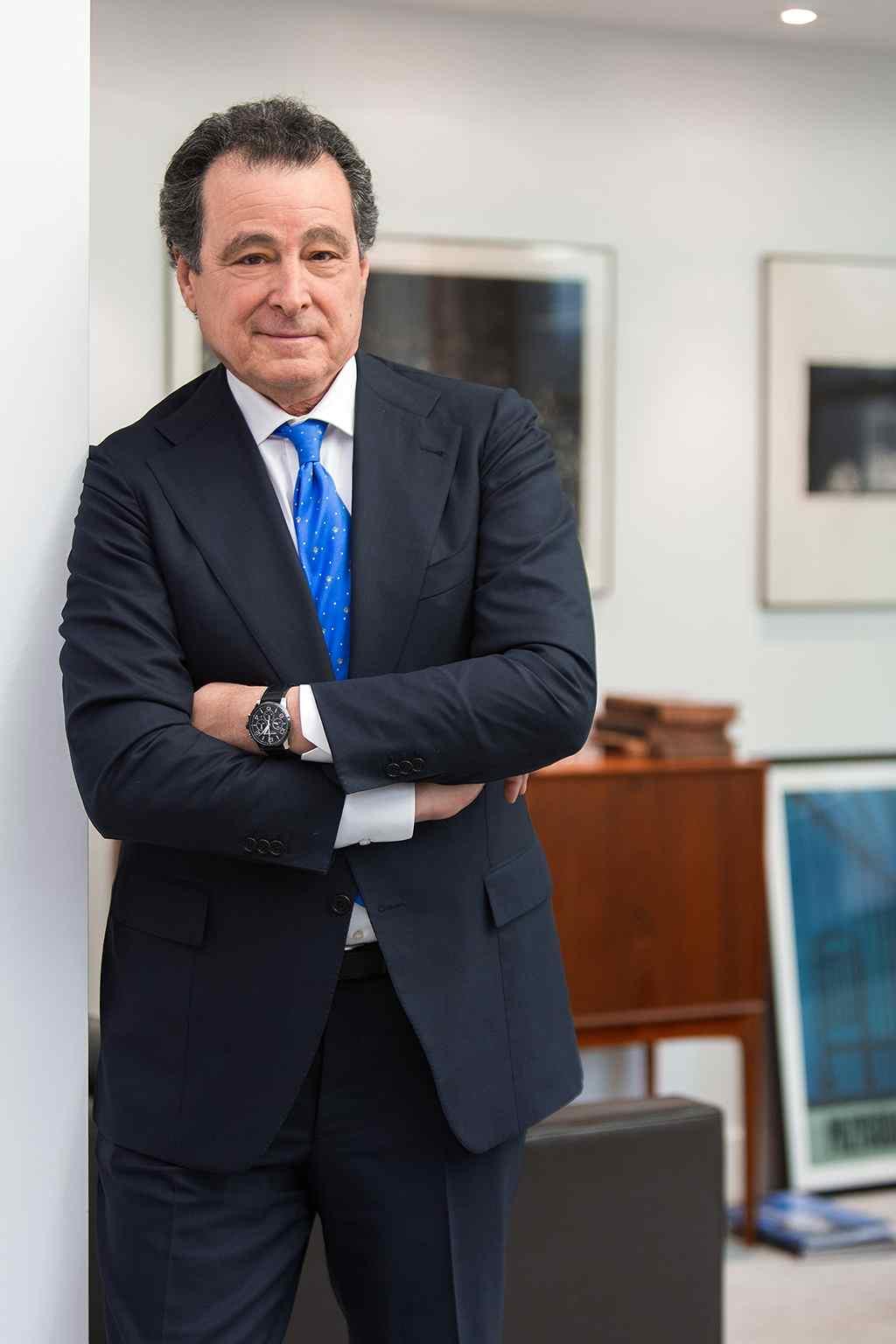 Robert Gladstone, Madison Equities