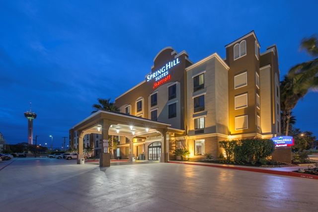 SpringHill Suites Downtown Hotel, San Antonio