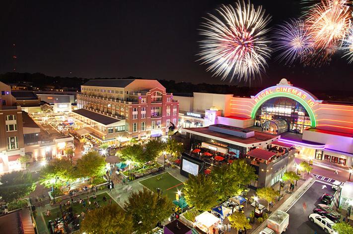 Town Center at Atlantic Station, Atlanta