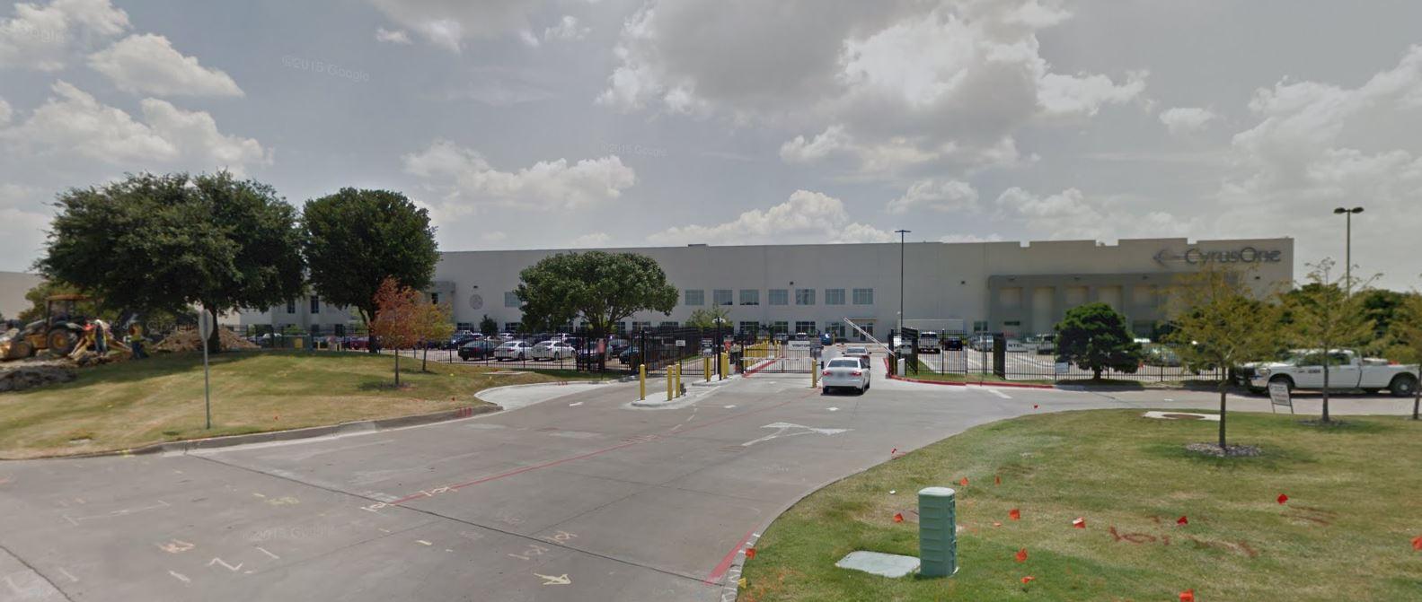CyrusOne's Carrollton data center