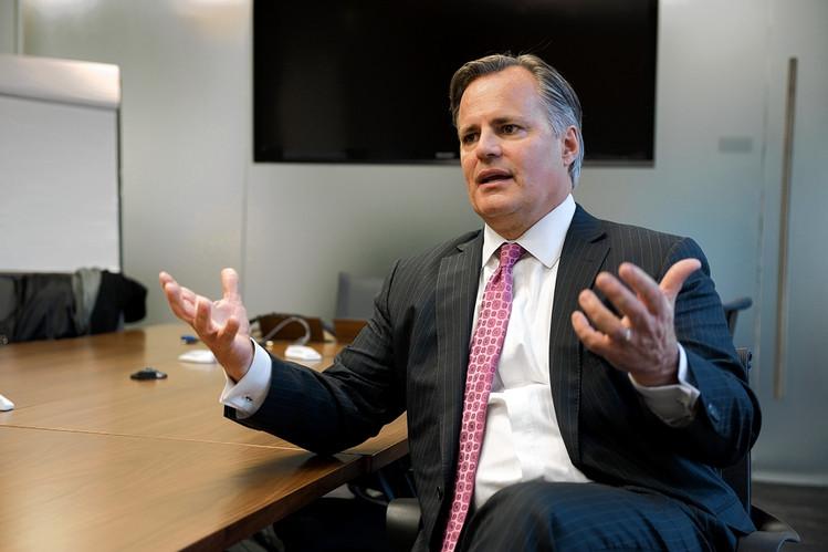 David Holl, President & CEO for Mary Kay Inc.