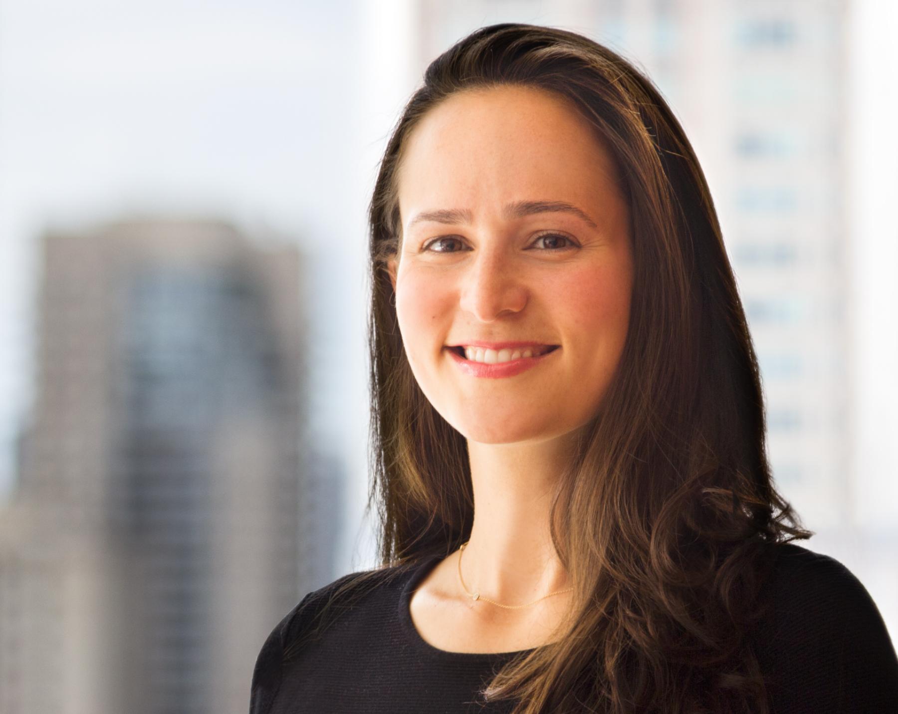 Samantha Patinkin of Golub & Company