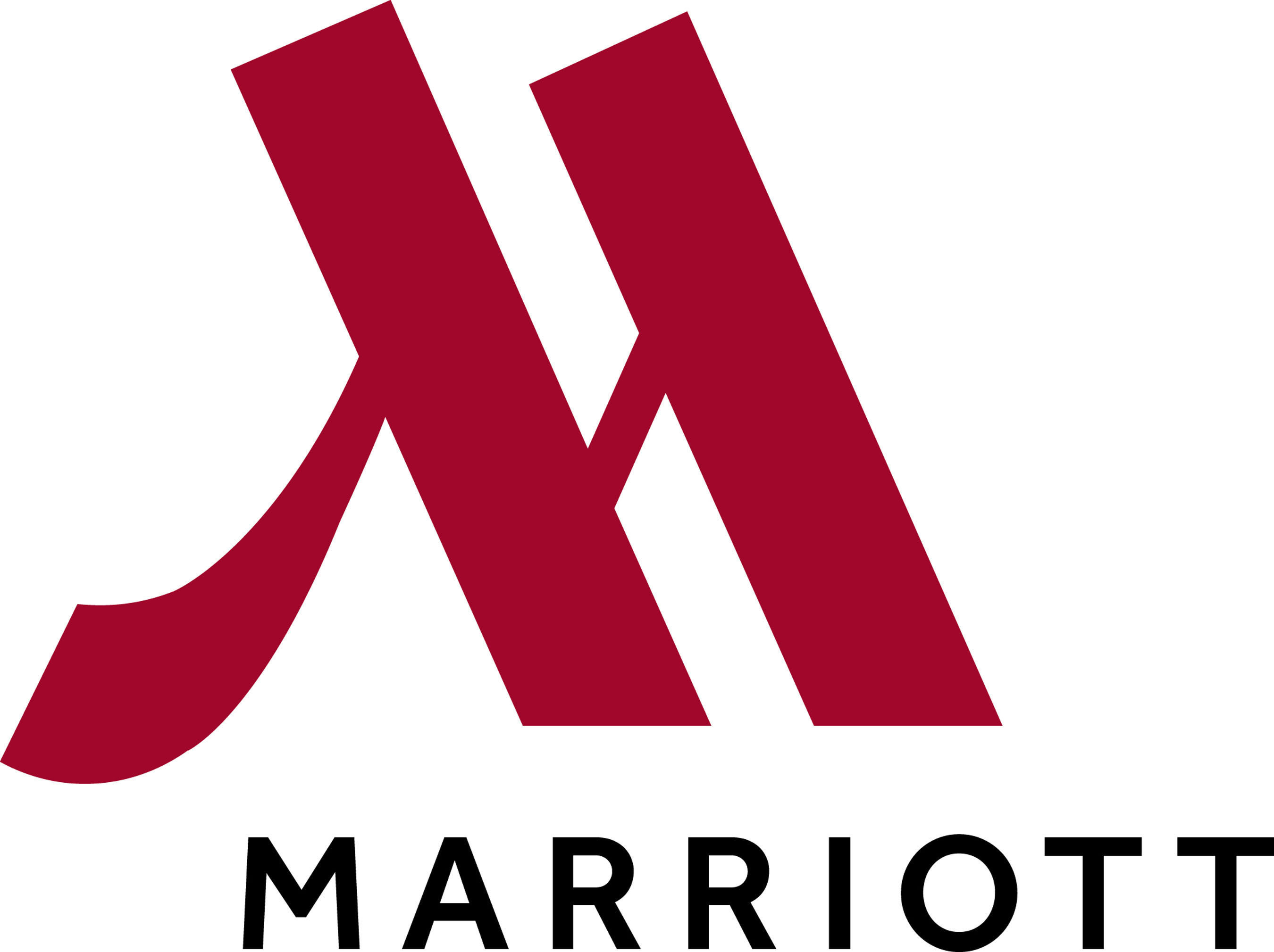 Marriott Hotels & Resorts logo.  (PRNewsFoto/Marriott Hotels & Resorts)