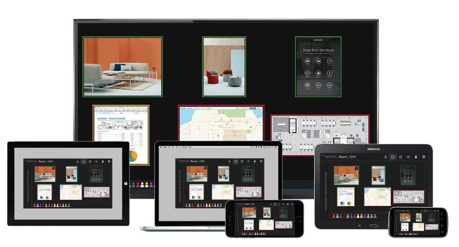 The Workware Wireless suite accommodates most devices and operating systems.