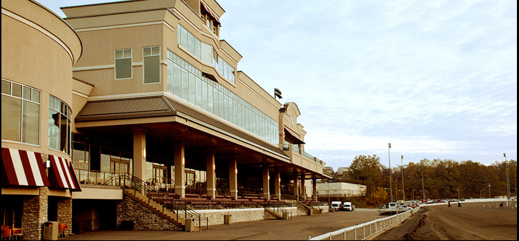 The Meadows Racetrack and Casino in Washington, Pa.
