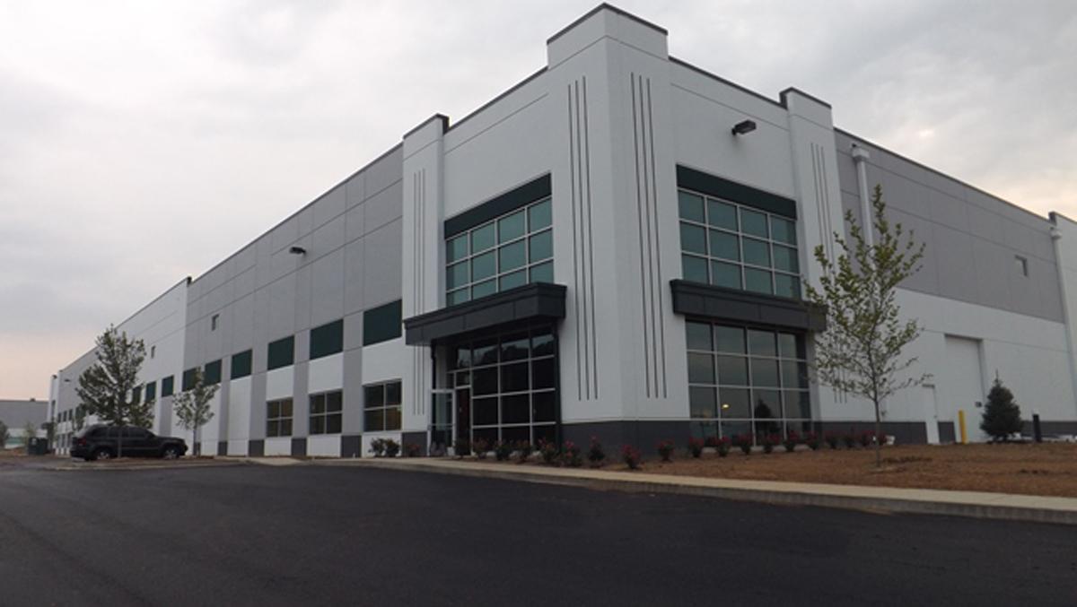 Gateway Industrial III in Plainfield
