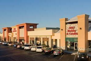 San Tomas Shopping Center Plaza, Campbell, Calif.
