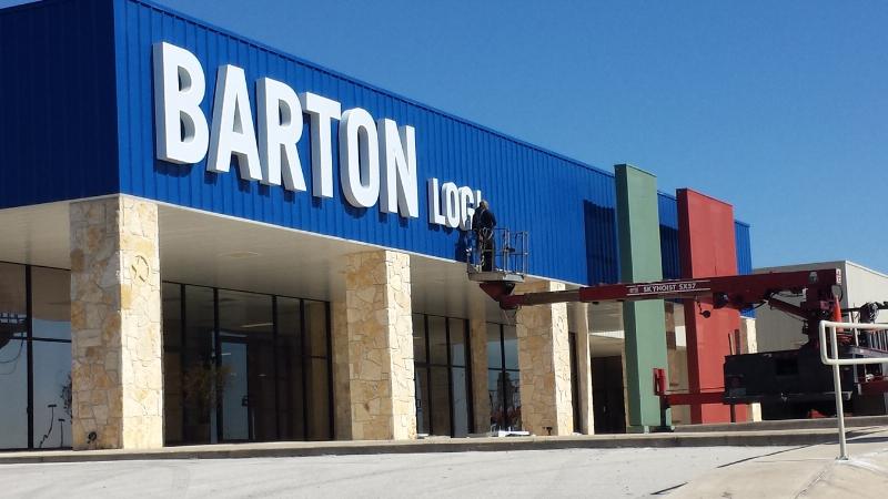 Barton Logistics, San Antonio