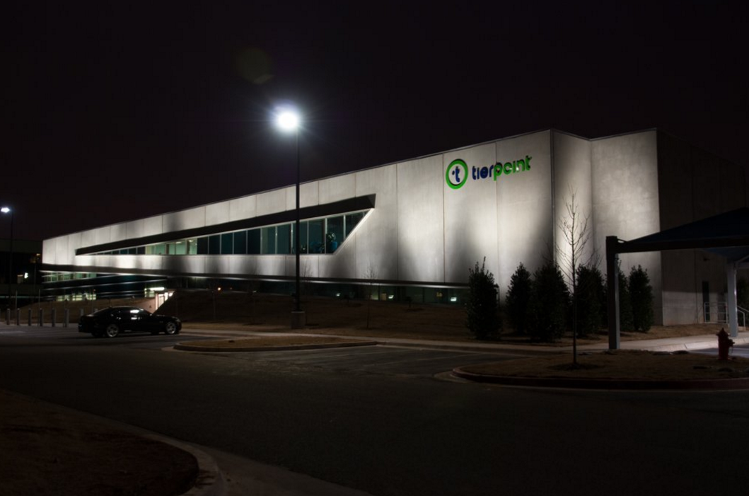TierPoint's new data center facility in Oklahoma City