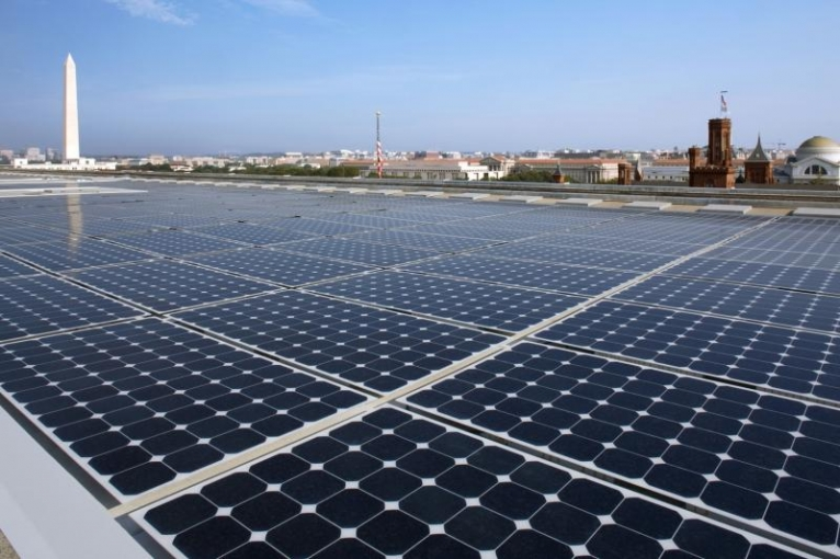 Forrestal Roof Top PV System