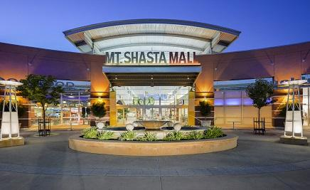 Mt Shasta Mall in Redding, Calif., a shopping center owned by Rouse Properties
