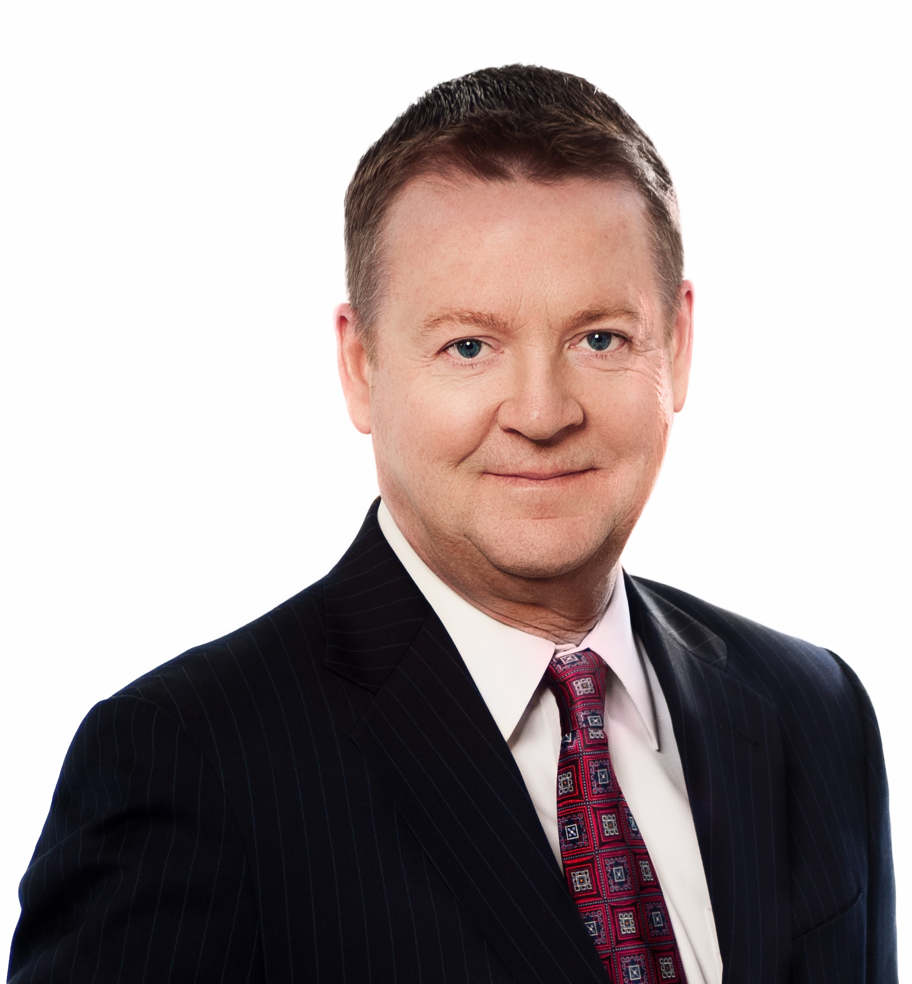 Niall Byrne, EVP and Head of Property Management, IIRES
