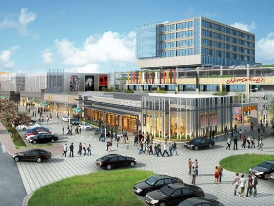 Rendering of the Irving Music Factory