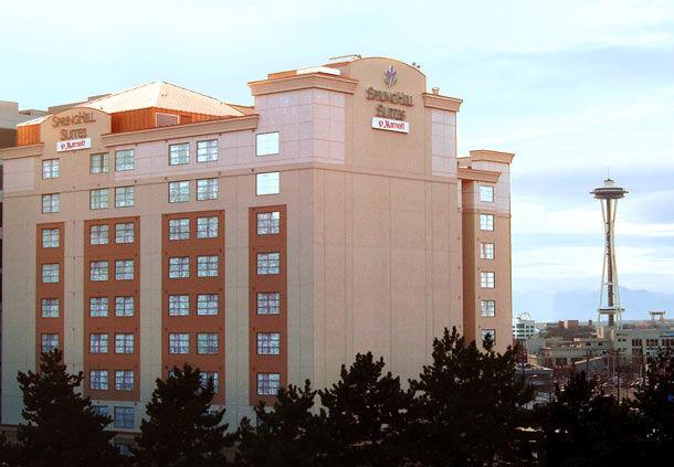 Marriott Springhill Suites Hotel