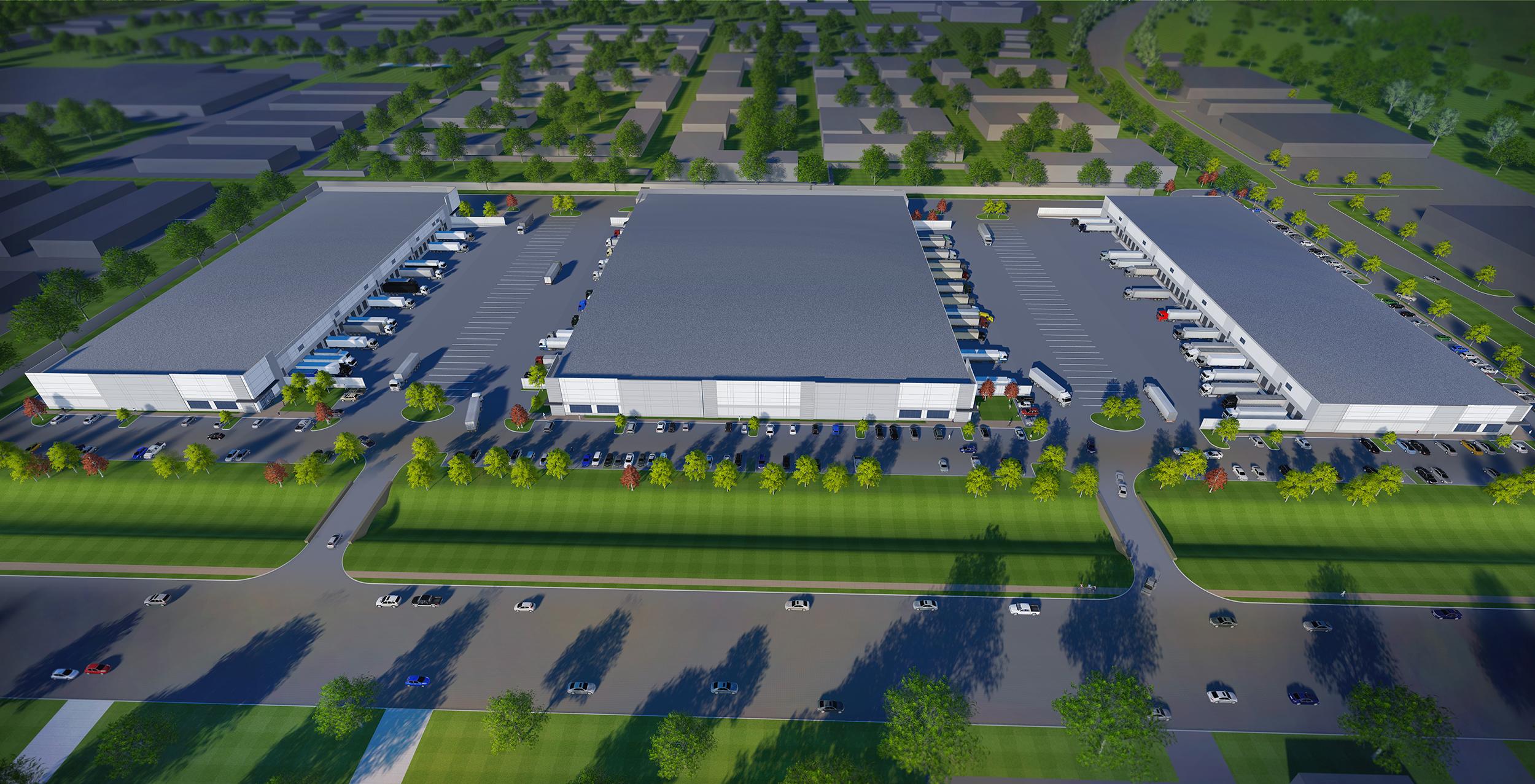 Stafford Grove Industrial Park