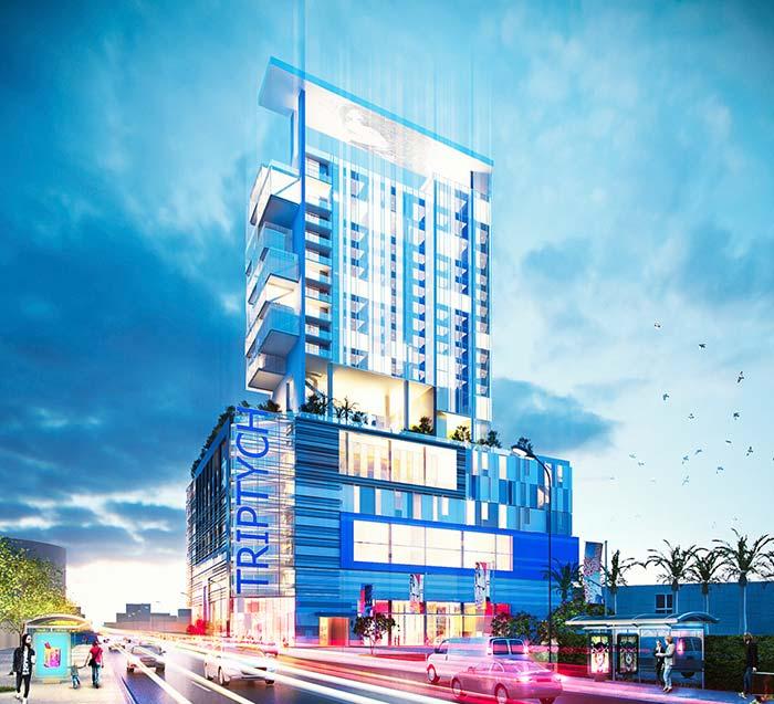 Triptych Miami Design District Hotel