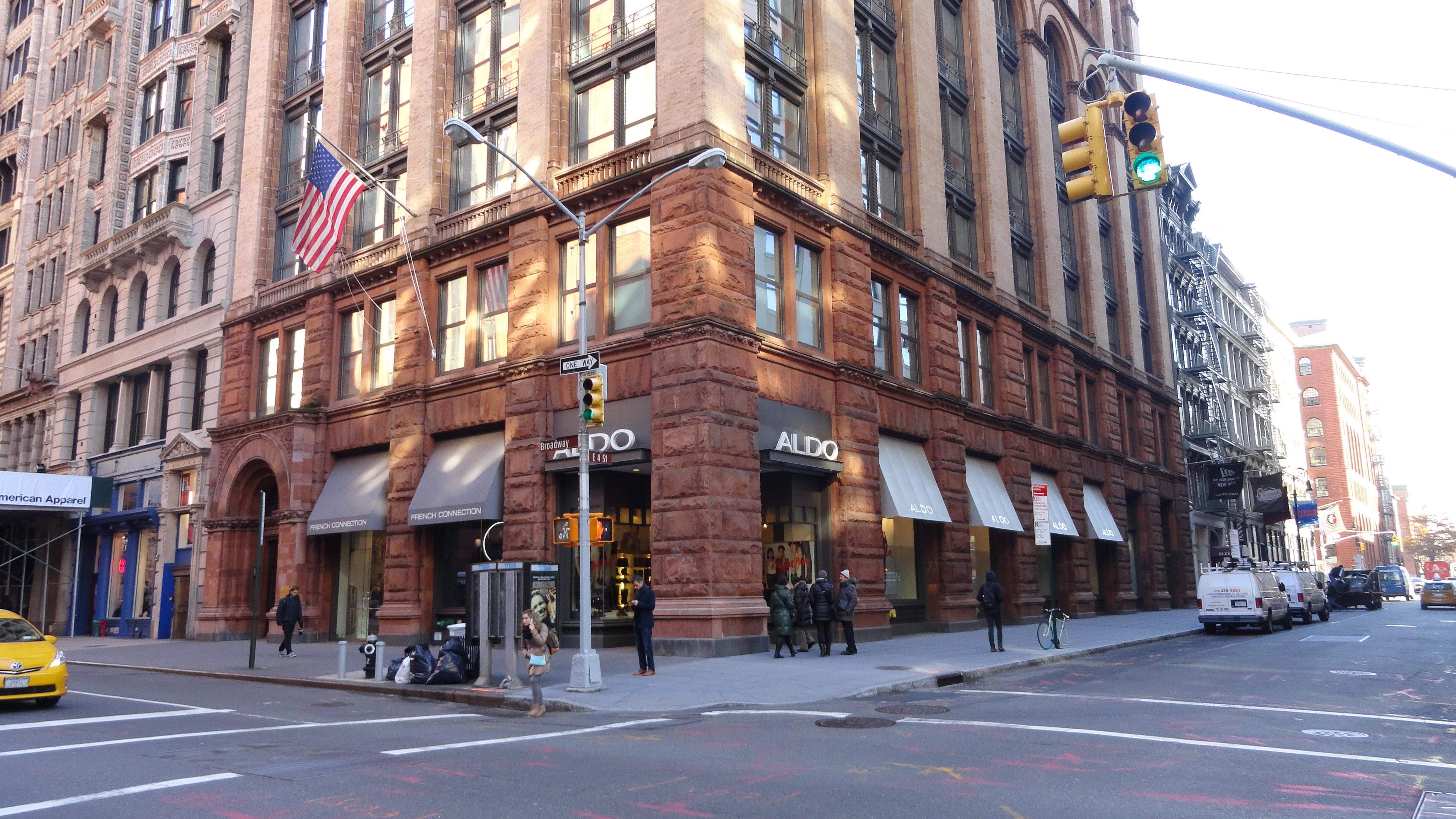 700 Broadway, Manhattan, New York, future home of TWC Experience Store