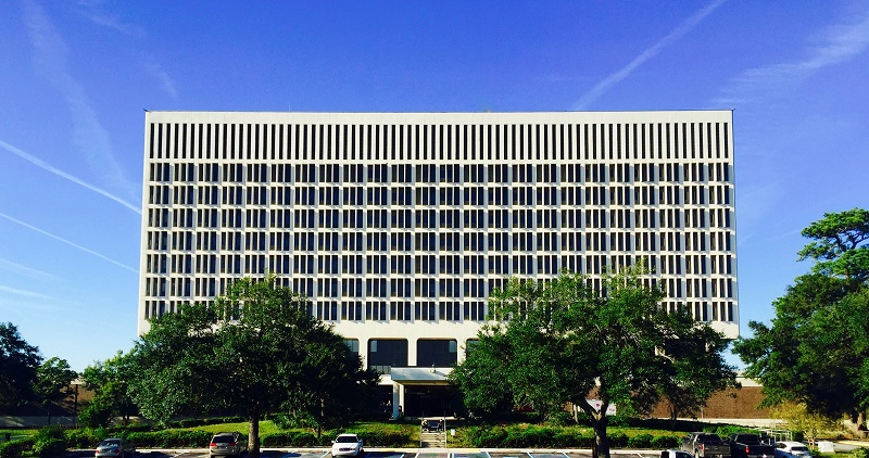 In North Charleston, S.C., Chicora Life Center houses public agencies in an old Navy hospital.