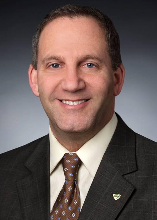 Geoffrey Kasselman, SIOR's 2016-2017 president-elect