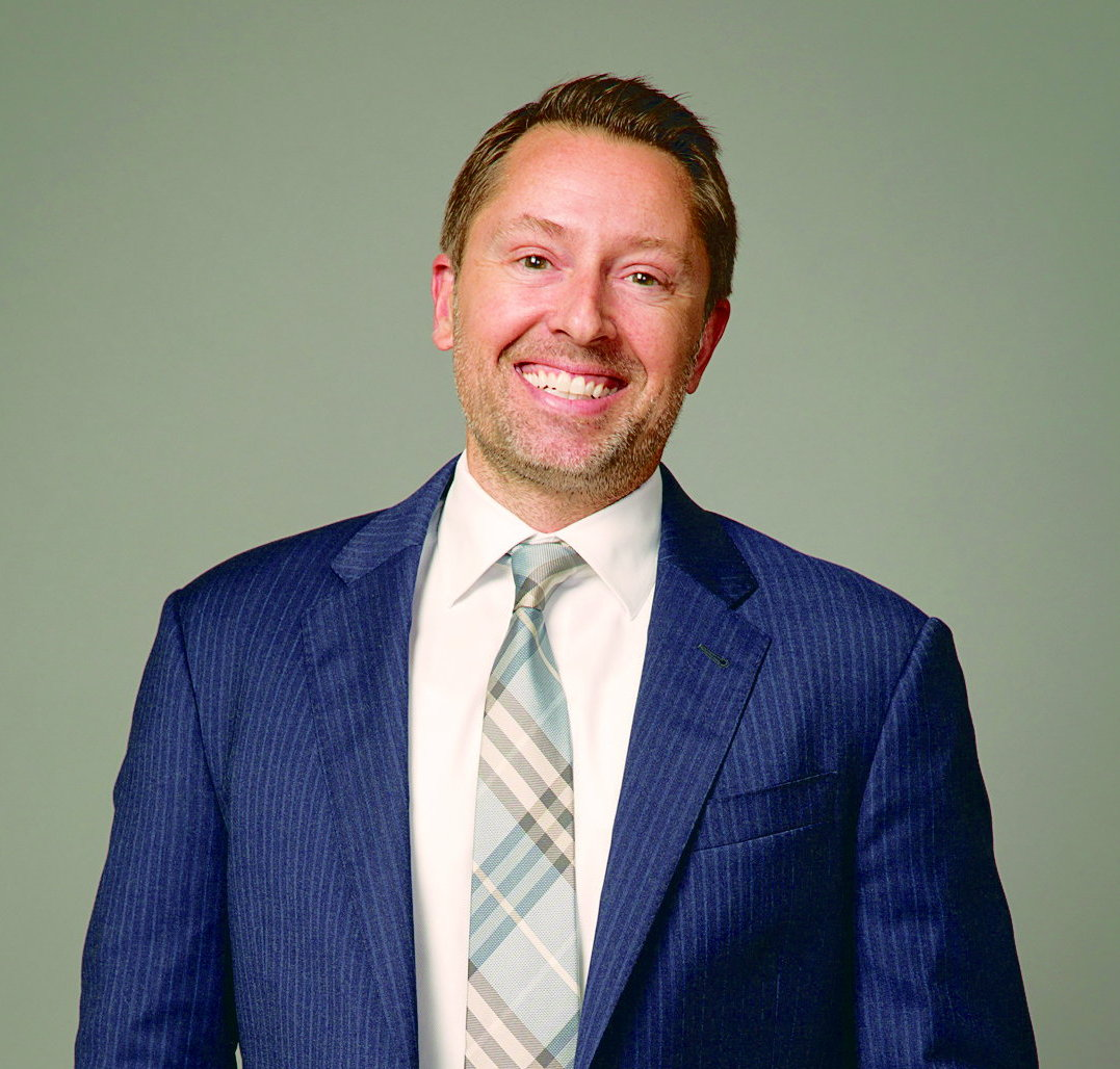Robert Thornburg, chair of SIOR's Strategic Messaging Group.