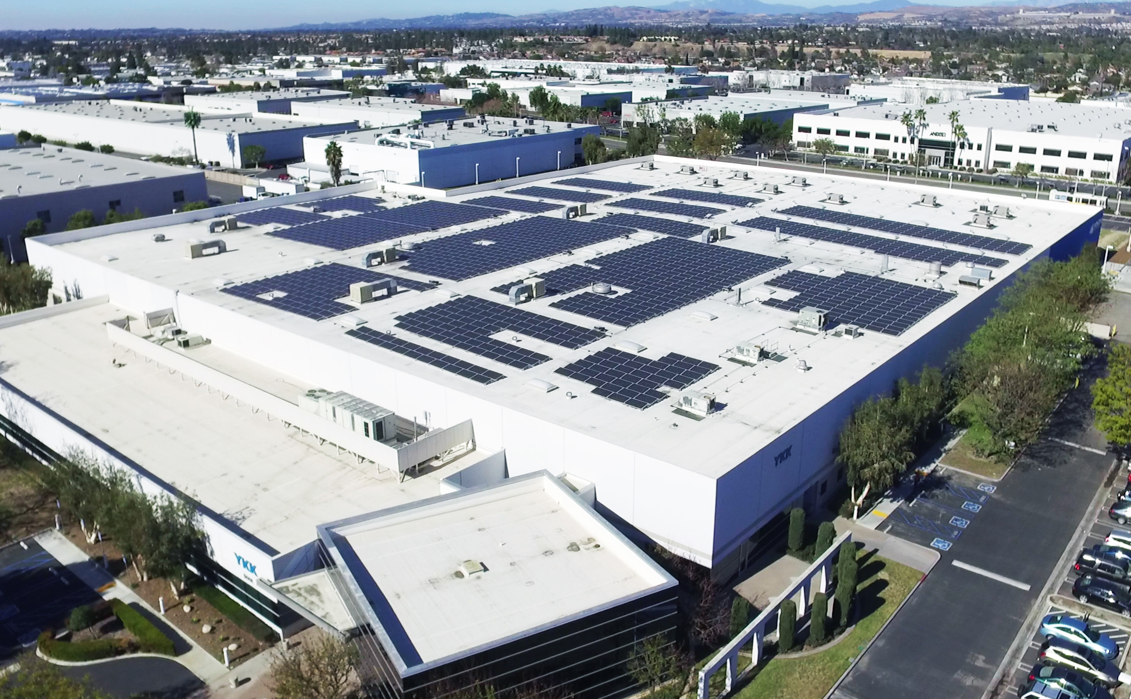 YKK (U.S.A.) Inc. Anaheim, CA