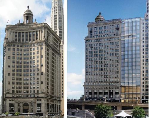 LondonHouse Chicago (PRNewsFoto/Oxford Capital Group, LLC)