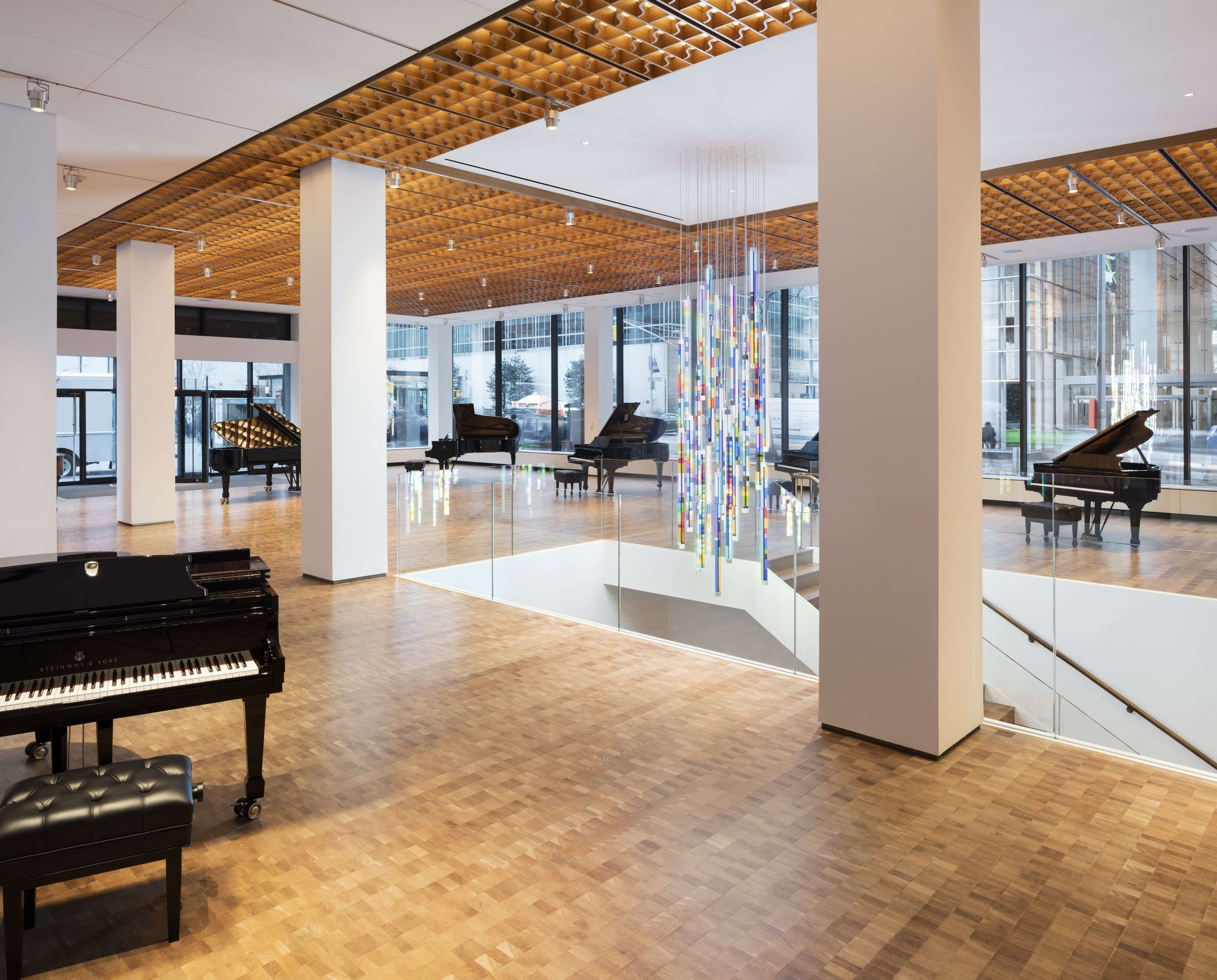 Steinway Hall at 1133 Avenue of the Americas, New York