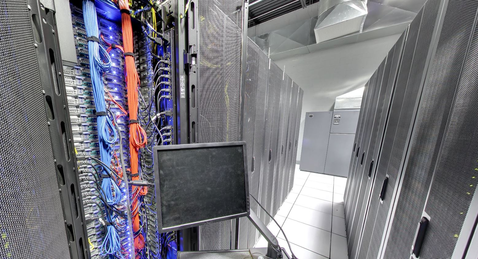 Nexcess, Melrose Avenue, Data Racks