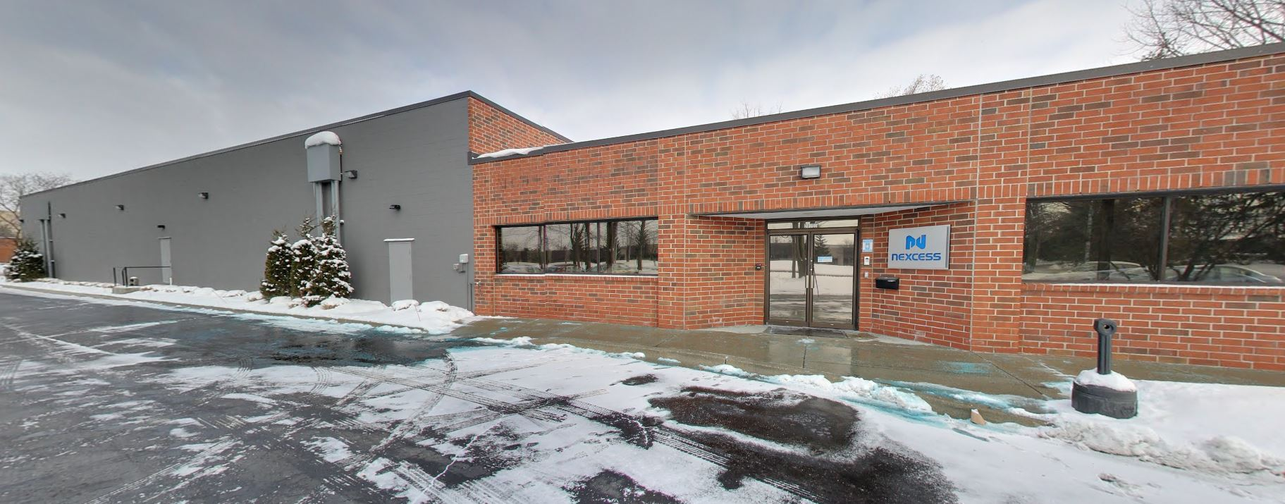 Nexcess Facility, Melrose Avenue, Southfield