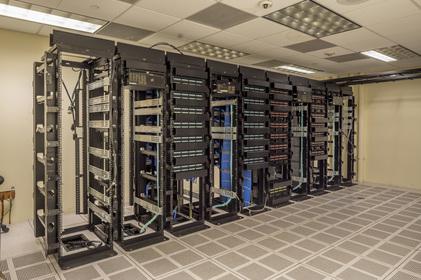 Hotwire Technology Center Servers