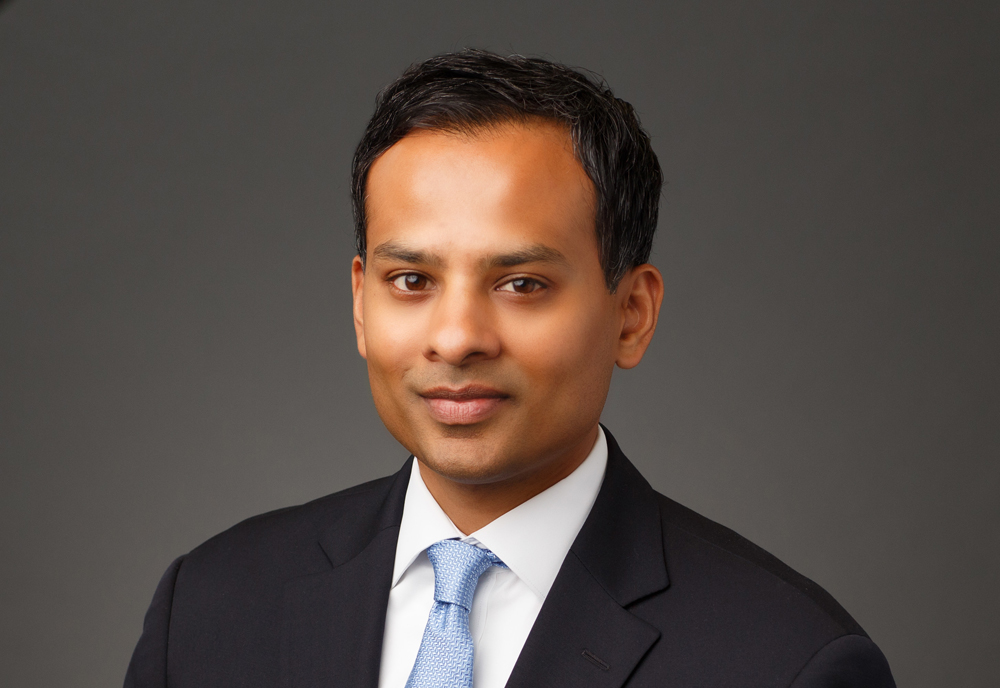 Vamsi Bonthala, Arbor Lodging Partners. Photo by Andrew Collings.