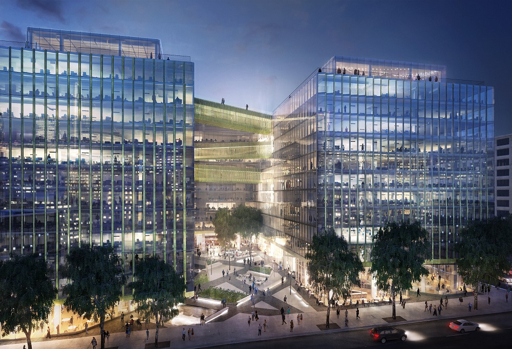 The $650 million Midtown Center development in Washington, D.C, former home of The Washington Post, will serve as the new headquarters of  Fannie Mae.