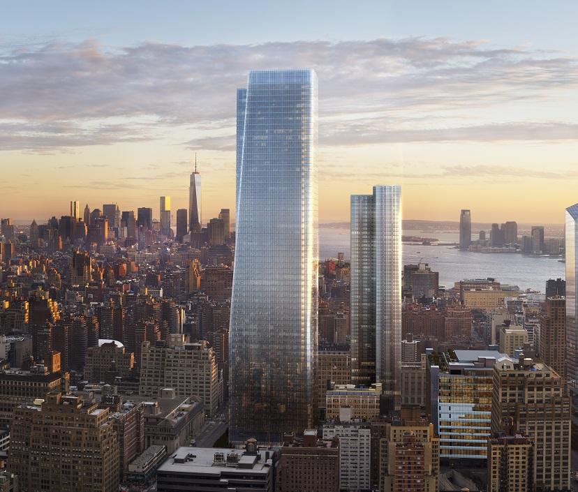 One Manhattan West, New York City