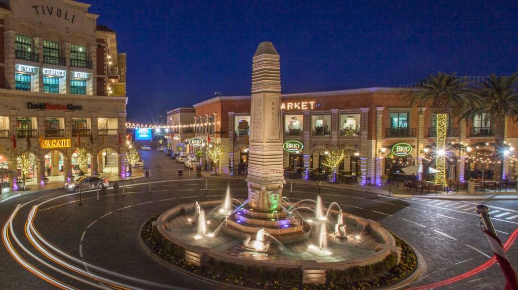 Tivoli Village, Las Vegas